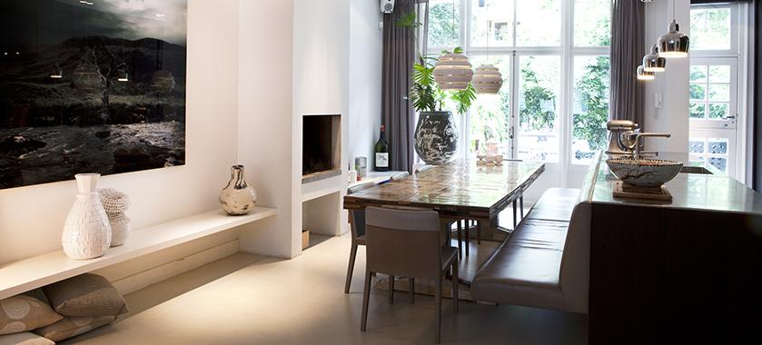Binnenvorm interieuradvies vormgeving amsterdam for Advies interieur
